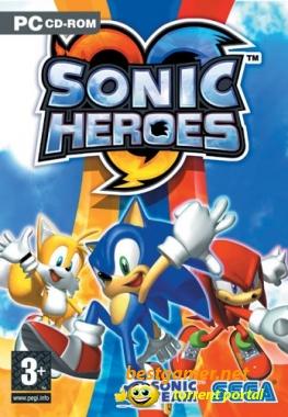 Sonic The Hedgehog для PSP скачать торрент