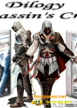 Assassin's Creed - Dilogy + bonus (2008-2010) PC | RePack