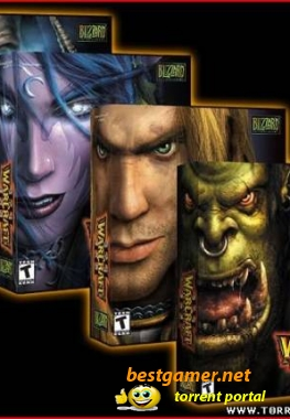 Все патчи для Warcraft 3 EN / RU LAST PATCH 1.24e.