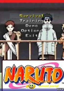 Naruto Street Battle / (Fighting) [2008] PC