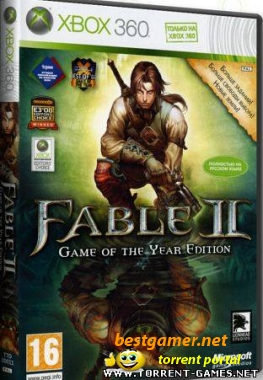 Fable 2: Game of the Year (2009) [Region Free] [RUSSOUND] [L]