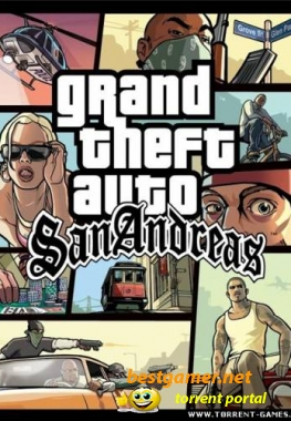 Grand Theft Auto [GTA] San Andreas: Anthology / ��� ��� �������: ���������  ...