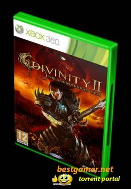 [XBOX360] Divinity II - The Dragon Knight Saga (2010)[PAL][RUS]