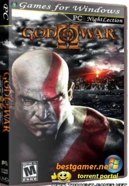 God of War II (Third-Person / Action / Adventure/RUS)[2007] PC