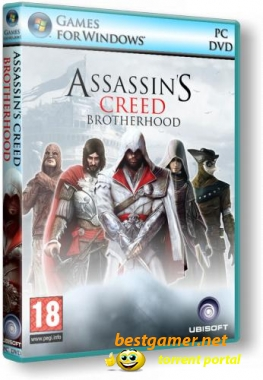 Assassin's Creed: Brotherhood (2011/PC/Rip/Rus)