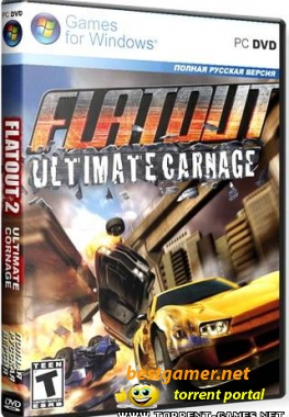 FlatOut: Ultimate Carnage (rus)