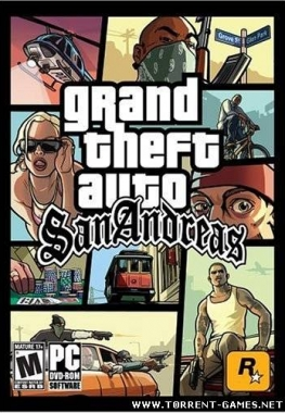 GTA San Andreas (2005/PC/RUS)
