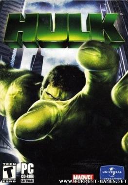 Игра the hulk скачать торрент