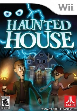 [Wii] Haunted House [English][PAL] (2010)