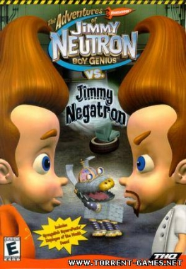 ������ ������� ������ ������ ��������� / The Adventures of Jimmy Neutron: Boy Genius [P] (2002) RUS ��� ENG