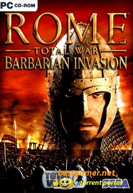 Скачать игру рим тотал вар барбариан инвасион через торрент