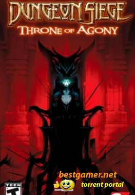 Dungeon Siege: Throne of Agony (2006) [ENG/PsP]