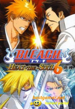 [PSP] Bleach Heat the Soul 6 [JAP] (2009)