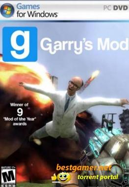 The Revolution garry's mod + Garry's mod Client 2.0 (2011)