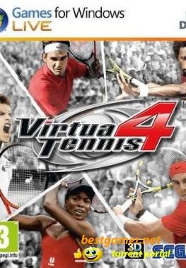 Virtua Tennis 4 торрент