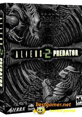 Aliens Vs Predator 2001 Игра