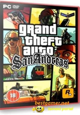 GTA San Andreas скачать торрент бесплатно на PC