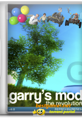 The revolution garry's mod 2.0 (2011) PC