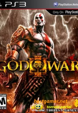 God of War 3 (2010) [EUR/RUS]