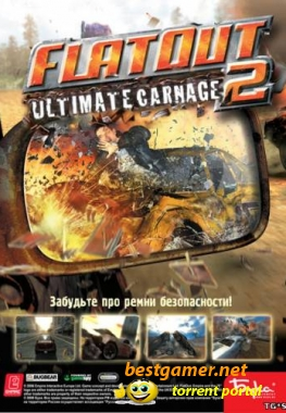 Flatout 2 Ultimate Carnage MOD (2011) PC