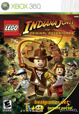 Скачать торрент [XBOX360] Lego Indiana Jones: The Original ...