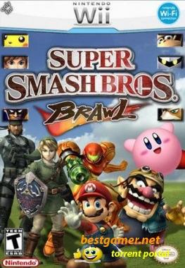 Торрент Super Smash Bros