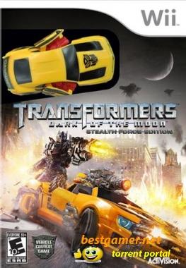 Transformers dark of the moon игра скачать