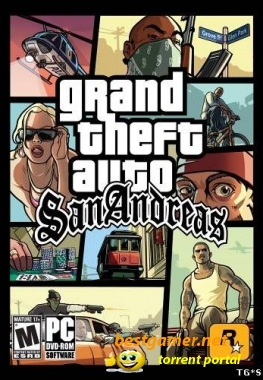 Grand Theft Auto: San Andreas (2005) PC RUS/ENG