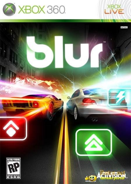 Xbox 360 Blur Торрент