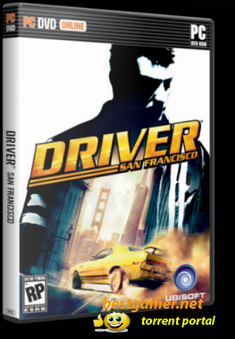 Driver: San Francisco (2011) PC | ��� \ RePack �� R.G. Catalyst