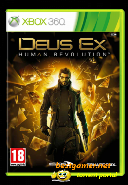 Deus Ex: Human Revolution (2011) [RUSSOUND] XBOX360