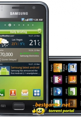 [Прошивка] Android 2.3.5 для Samsung Galaxy S I9000 [Android 2.3.5,XXJVS]