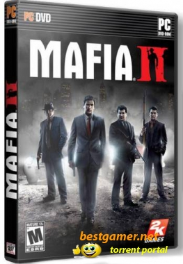 Mafia 2 [Update 4 +7 DLC] (2010) PC | RePack �� R.G. GamersZona