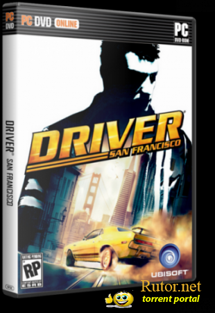 Driver: San Francisco (2011) PC | Repack �� R.G. Catalyst