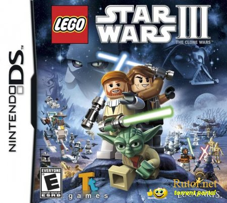 5627 - LEGO Star Wars III: The Clone Wars [U] [ENG]