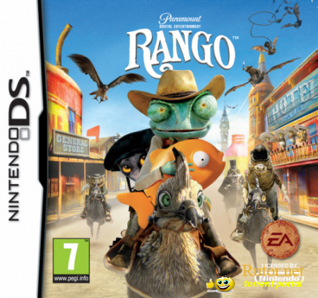 5572 - Rango: The Video Game [E] [MULTi5]