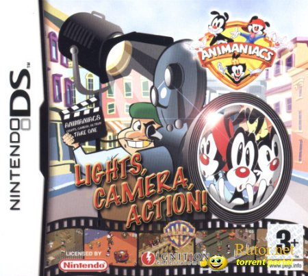 0084 - Animaniacs: Lights, Camera, Action! [E] [ENG]
