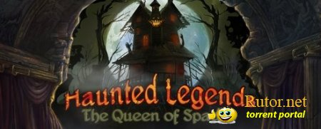 ������� � ���������: ������� ���� / Haunted Legends: The Queen of Spades Collector's Edition (2010) PC