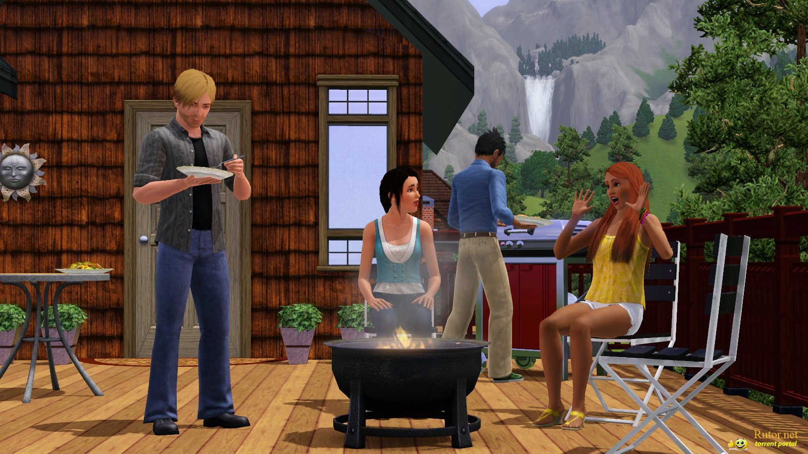Sims 3 Original Торрент