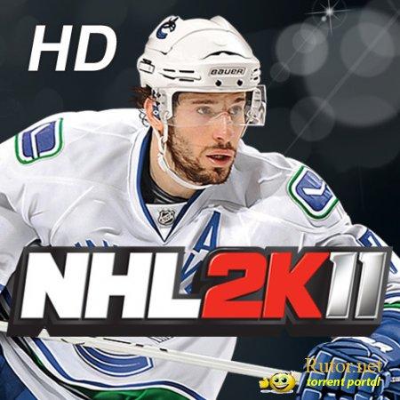 [HD] 2K Sports NHL 2K11 for iPad [1.0.8, Sports, iOS 3.2, ENG] - симулятор хоккея