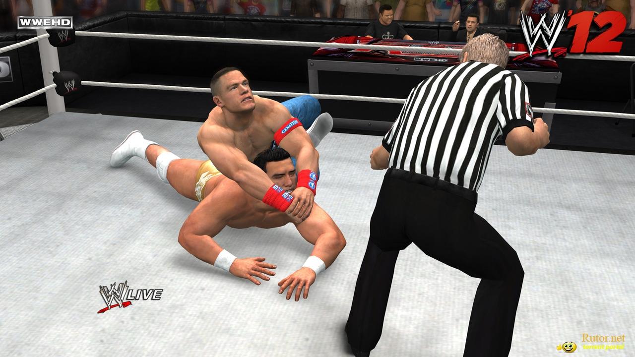 скачать игру smackdown vs raw торрент