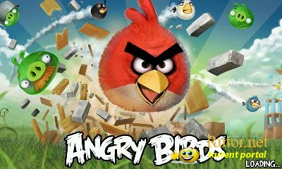 Angry Birds [v.1.3.4] (2011) Iphone, Ipod touch 4g