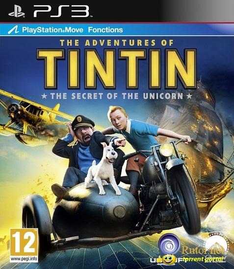 игры про тинтина