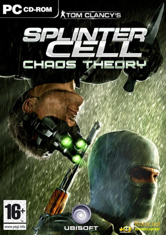 Splinter Cell Chaos Theory торрент