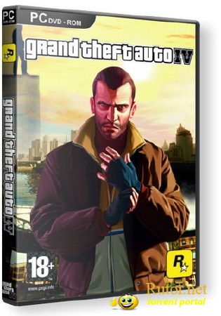 Gta 4 grand theft auto iv 2009 2012 pc моды патчи