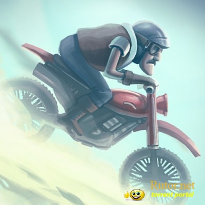 [+iPad] Bike Baron [v1.7.1, Racing, iOS 3.2, ENG]