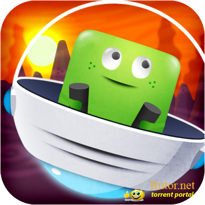 [HD+SD] Jelly Lander [v1.1.0, Arcade, iOS 3.1 (SD) / 3.2 (HD), ENG]