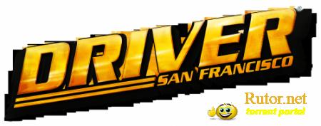 Русификатор] driver: san francisco (профессиональный) (текст/звук.