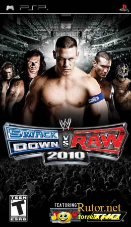 WWE SmackDown vs. RAW (2010/PSP/ENG/FullRIP)