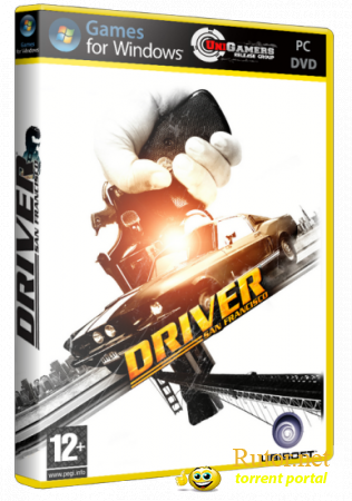 (PC) Driver: San Francisco [2011, Action / Racing (Cars) / 3D / 3rd Person, RUS] [Repack] �� R.G. UniGamers(���� Update 1-4)
